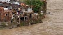 Miles de personas han sido evacuadas en Colombia por la crecida del río Cauca