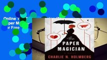 Online The Paper Magician (The Paper Magician, #1)  For Free