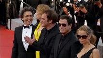 John Travolta presenta en Cannes su última película y celebra el 20 aniversario de Pulp Fiction