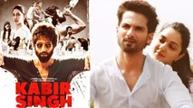 Shahid Kapoor & Kiara Advani's Kabir Singh get LEAKED; Check Out | FilmiBeat