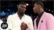 Zion Williamson vs. RJ Barrett and what to make of the Warriors' draft maneuver - The Jump