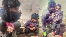 Sushant Singh Rajput & Rhea Chakraborty are enjoying in Ladakh?: Check Out | FilmiBeat