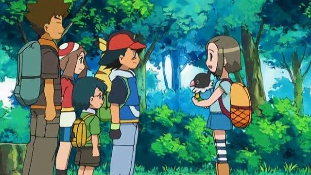 Pokemon season 9 episode 39 in hindi Pokemon Battle Frontier episode  - 39 HINDI