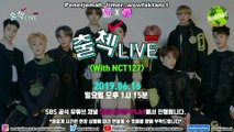 [INDO SUB] NCT 127 - Inkigayo Waiting Room Check-in LIVE Episode 1