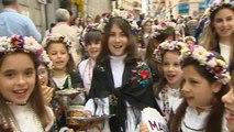Colmenar Viejo celebra Las Mayas, su tradicional fiesta de bienvenida a la primavera