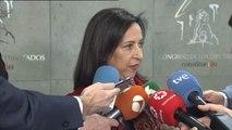 Margarita Robles pide explicaciones al Consejo General del Poder Judicial