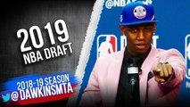 RJ Barrett Post Draft Interview - 2019 NBA Draft