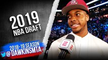 Darius Garland Selected 5th Overall By Cleveland Cavaliers - 2019 NBA Draft