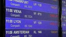 El puente de mayo arranca en el aeropuerto de El Prat con 122 vuelos cancelados