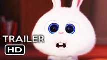 THE SECRET LIFE OF PETS 2 Final Trailer (2019) Animated Movie HD