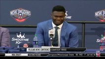 """Zion Williamson was rooting for Thanos to win in """"Avengers: Endgame."""""""
