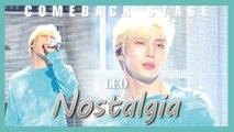 [Comeback Stage] LEO - Nostalgia ,  레오 - 향수병 Show Music core 20190622