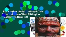 Full version  An Idiot Abroad: The Travel Diaries of Karl Pilkington  Best Sellers Rank : #4