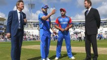 ICC Cricket World Cup 2019 : India v Afghanistan,India Choose Batting Against Afghanistan | Oneindia