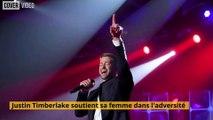 Justin Timberlake soutient Jessica Biel en plein scandale anti-vaxx