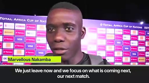 (Subtitled) 'Zimbabwe focus on Uganda' Marvellous Nakamba denies boycott threats after 1-0 defeat to Egypt in AFCON opener