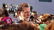 """Rajoy: """"Manifiesto mi apoyo y el del PP a la presidenta de la Comunidad de Madrid"""""""