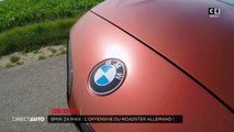 Zone Rouge : BMW Z4 : L'offensive du roadster ! - Direct Auto - 22/06/2019