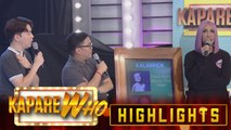 Vice Ganda is just to walk out of the stage | It's Showtime KapareWho