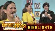 Polo The Leader pairs up with Funny My Love So Sweet | It's Showtime KapareWho