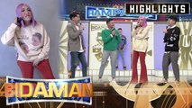 Ryan, Vhong and Vice Ganda show off their striking pose | It's Showtime BidaMan