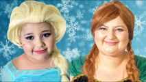 Disney Frozen Elsa and Anna - Makeup Halloween Costumes and Toys