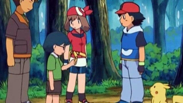 Pokemon Season 9 Episode 7 On Olden Pond!