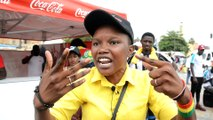 Regarder la colére de cette femme aprés l'élimination du sénégal a la coupe du monde