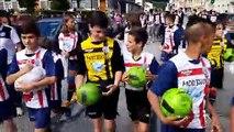 Savoie : le club de football fête ses 100 ans