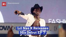 Lil Nas X Proves He's Not A One Hit Wonder With New EP