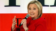 Guess Who Isn't Running For President? Hillary Clinton.