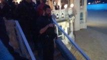 Un hombre armado con dos machetes siembra el pánico en San Sebastián