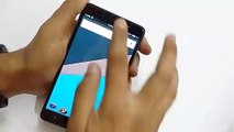Xiaomi Redmi Note 3 Fingerprint Speed Test