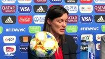 Coupe du monde (F) : Thiney, un mondial compliqué