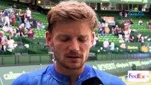 ATP - Halle 2019 - David Goffin décroche sa 1ère finale depuis 2017 et ce sera contre Roger Federer