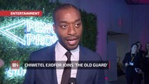 Chiwetel Ejiofor Joins  Charlize Theron For 'The Old Guard'