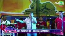 Tony Rosado intentó quitarle sostén a joven en pleno concierto