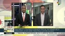 Culmina en Venezuela visita oficial de Alta Comisionada de DDHH de ONU
