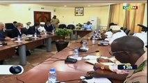 ORTM - Rencontre d'échange entre le Premier Ministre Dr Boubou Cissé et une délégation conjointe Nations Unies - Union Européenne
