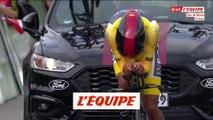 Egan Bernal (Ineos) conserve le maillot - Cyclisme - Tour de Suisse - 8e étape
