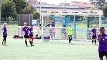 Match amical U12. SC HAZEBROUCK - FC LAMBERSART : 0 - 7