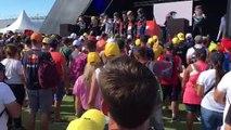 GP de France de Formule 1 : du monde dans la fan zone du Castellet