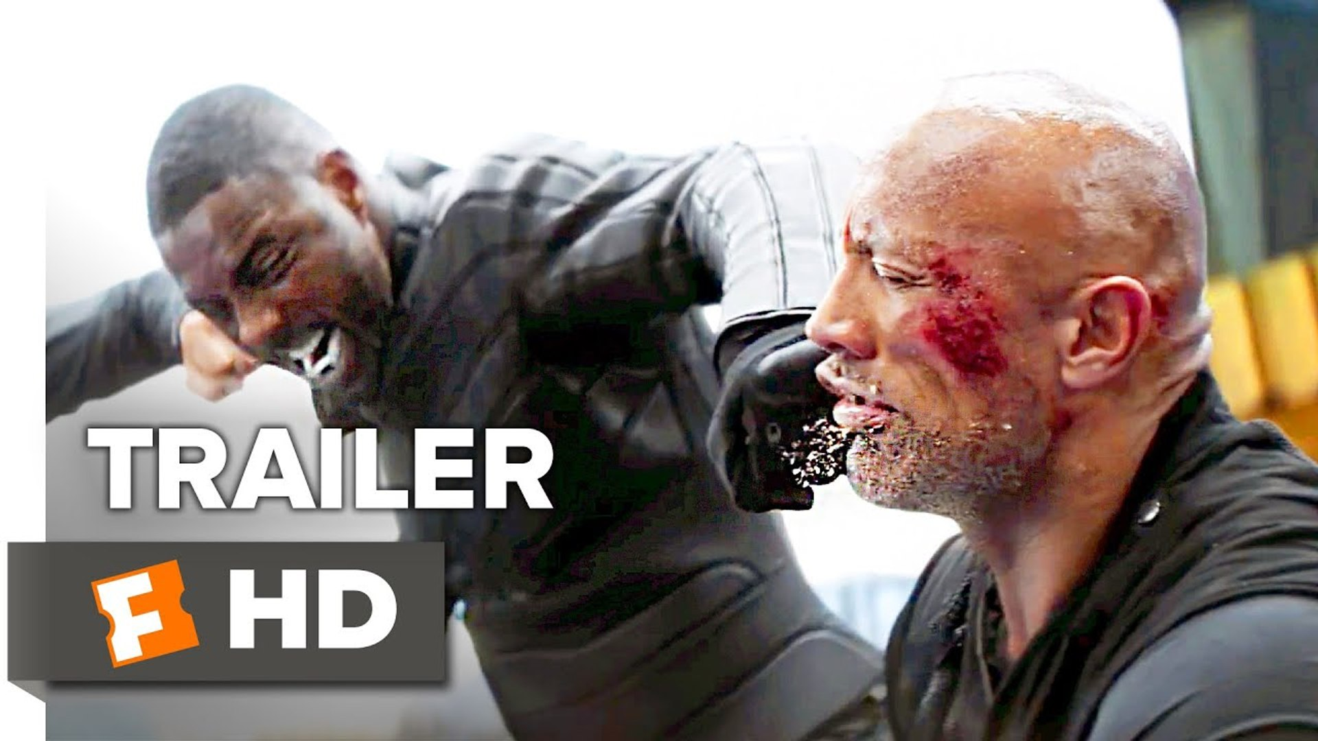 Hobbs - Shaw Trailer #2 (2019) | Movieclips Trailers