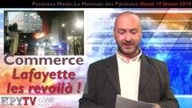La Télé des Pyrénées :: Pyrénées Matin n°27 (19 février 2019)