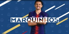 Best of 2018-2019: Marquinhos