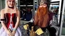 Mulhouse : la Geek Unchained, rendez-vous des cosplayers