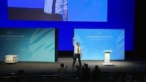 Jeremy Hunt speaks at Birmingham hustings event