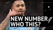 New number, who this? - Jesus is City's new number nine