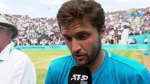 """ATP - Queen's 2019 - Gilles Simon est en finale face à Feliciano Lopez et entre dans le top 25 : """"C'est inattendu"""""""
