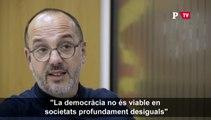 Carles Campuzano, sobre la democràcia